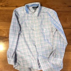 Champs Long Sleeve button down